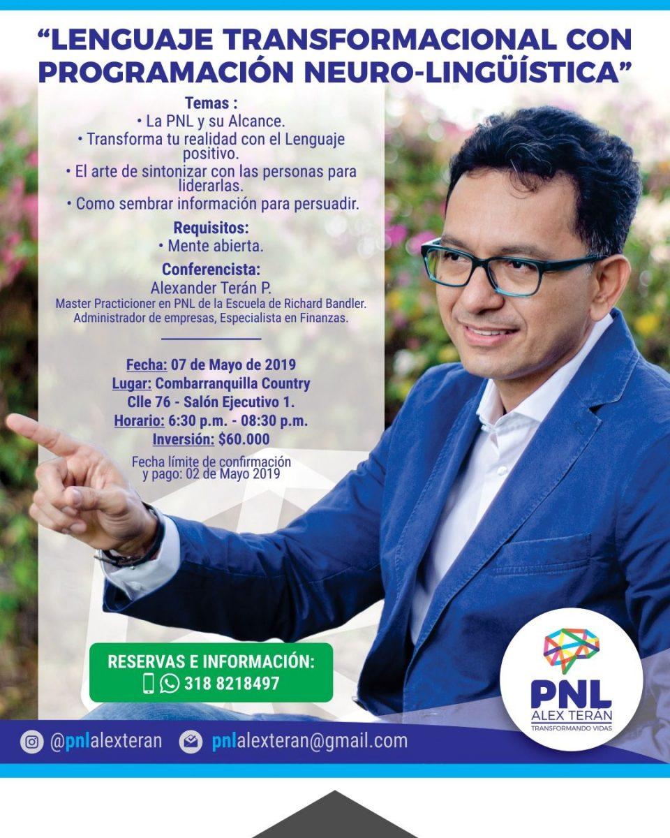 PNL Alex Terán